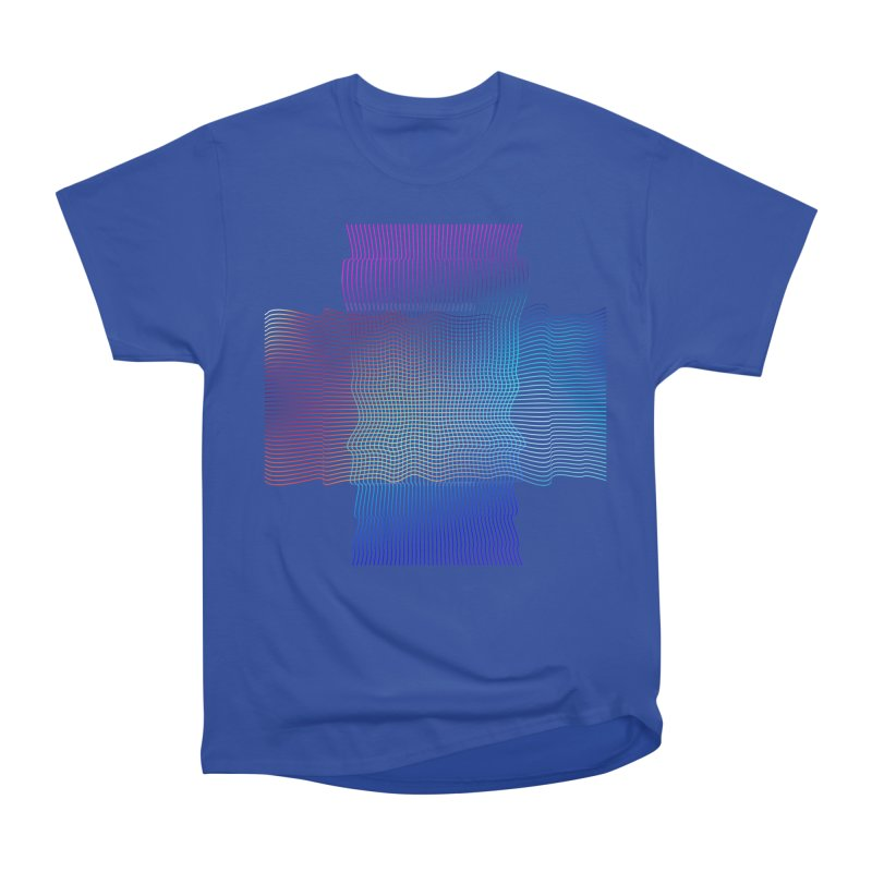 Sonic Neon Men's Heavyweight T-Shirt by zeroing 's Artist Shop