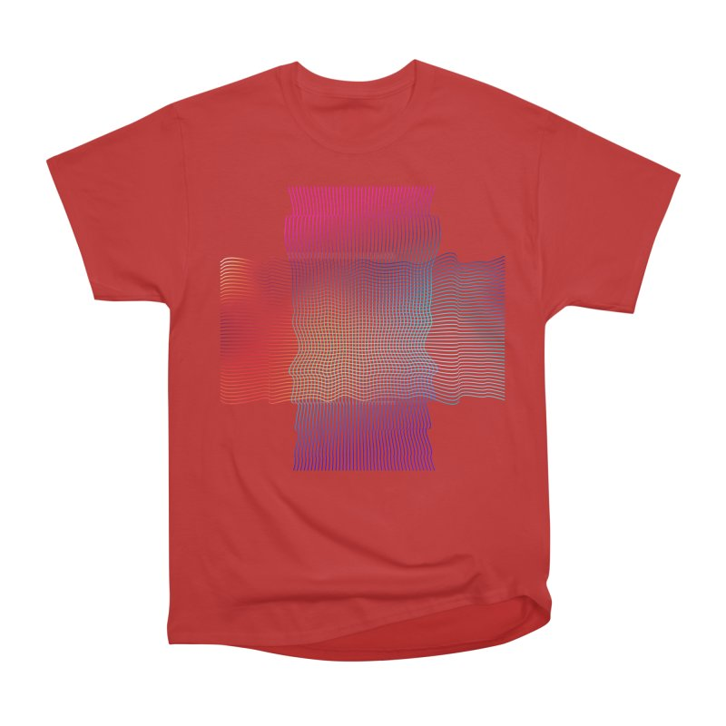 Sonic Neon Women's Heavyweight Unisex T-Shirt by zeroing 's Artist Shop