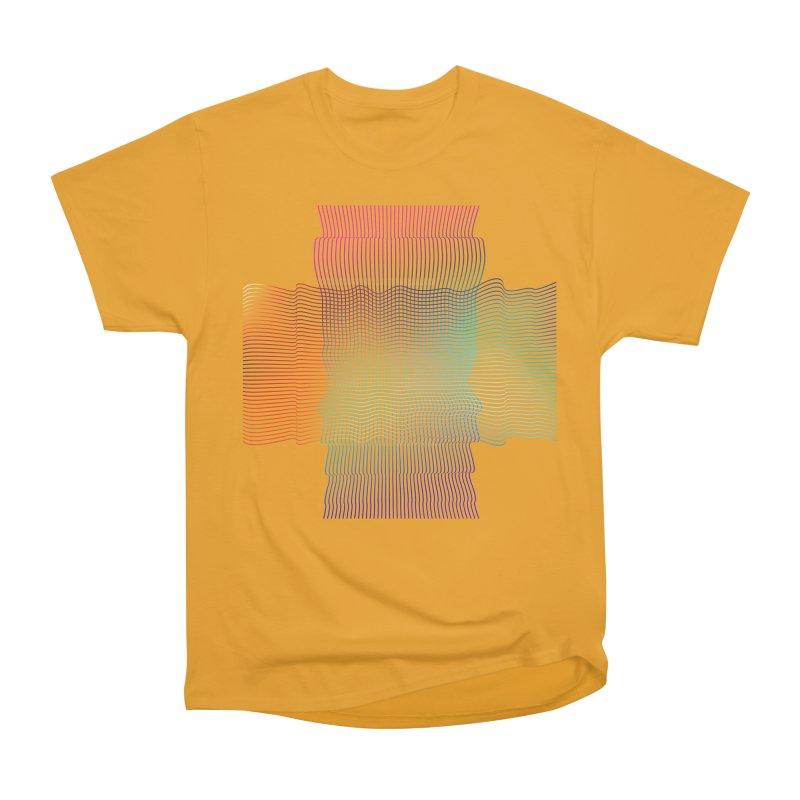 Sonic Neon Men's Heavyweight T-Shirt by zeroing 's Artist Shop
