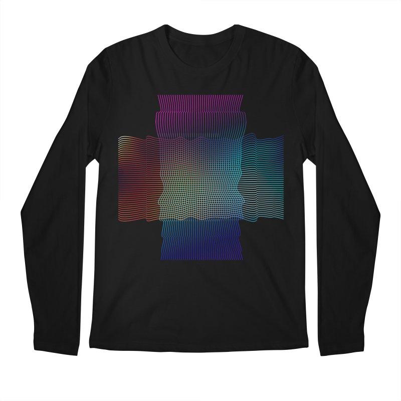 Sonic Neon Men's Regular Longsleeve T-Shirt by zeroing 's Artist Shop