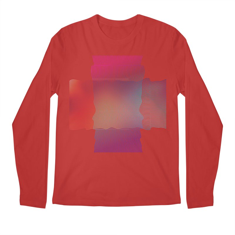 Sonic Neon Men's Regular Longsleeve T-Shirt by zeroing 's Artist Shop