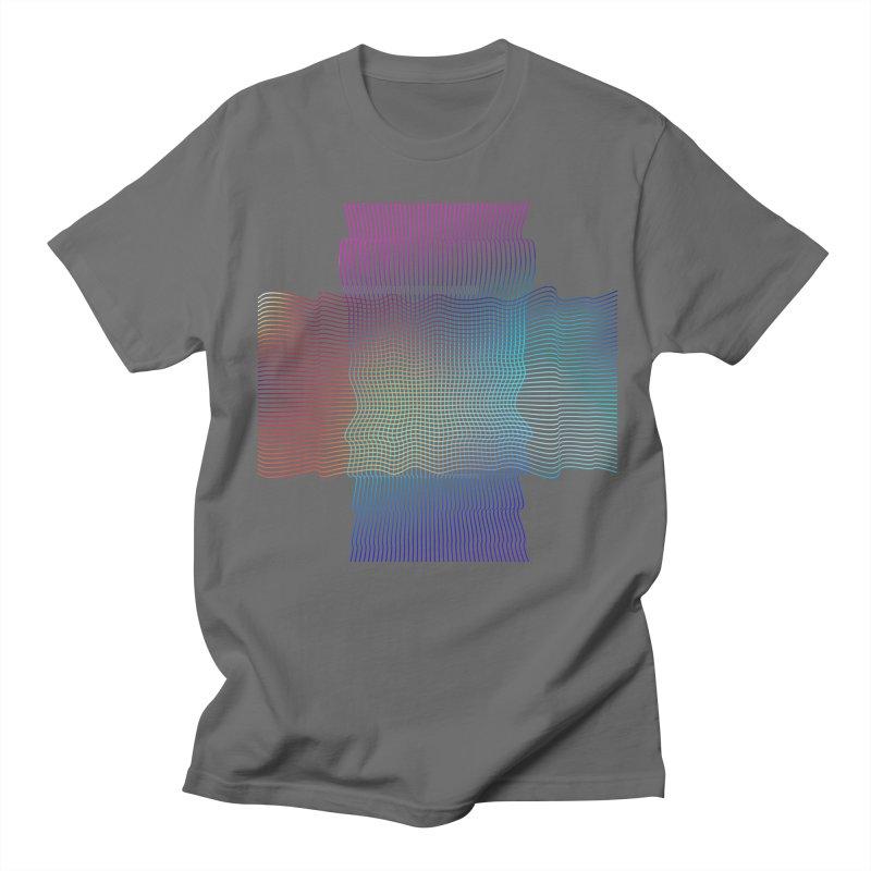 Sonic Neon Men's T-Shirt by zeroing 's Artist Shop