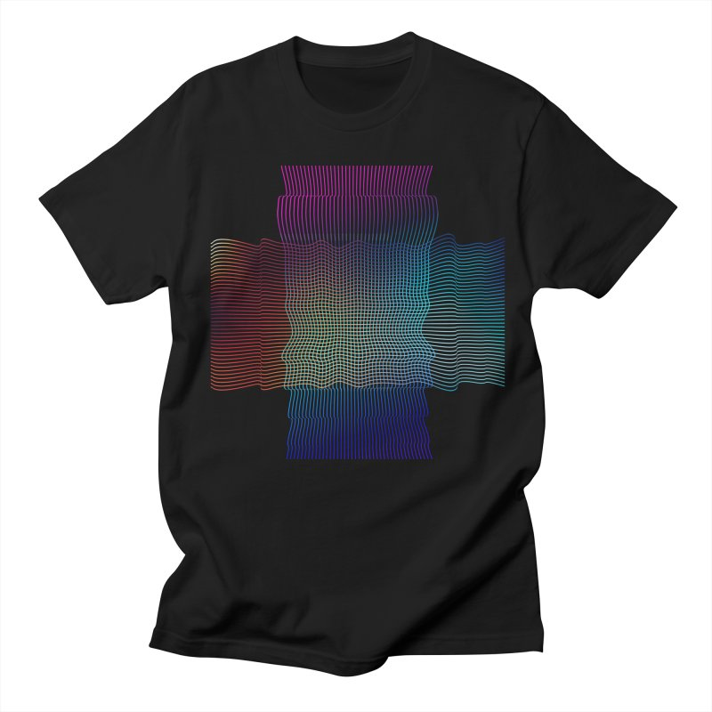 Sonic Neon Women's Regular Unisex T-Shirt by zeroing 's Artist Shop