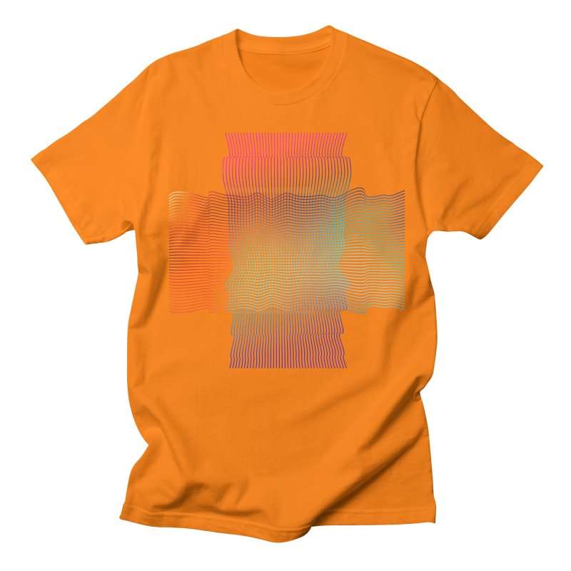 Sonic Neon Women's Regular Unisex T-Shirt by zeroing 's Artist Shop