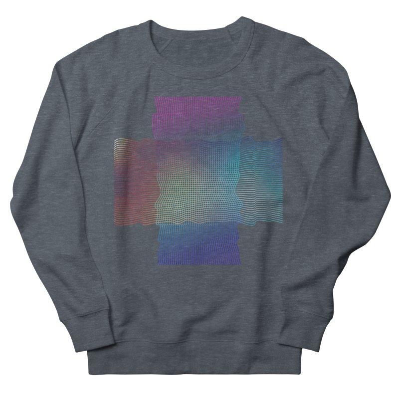 Sonic Neon Women's French Terry Sweatshirt by zeroing 's Artist Shop