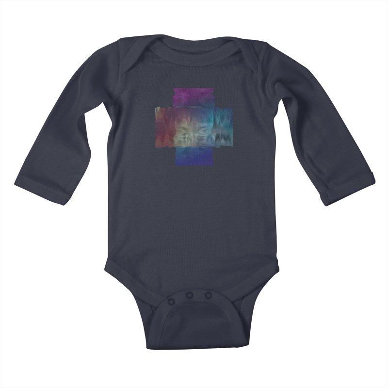 Sonic Neon Kids Baby Longsleeve Bodysuit by zeroing 's Artist Shop