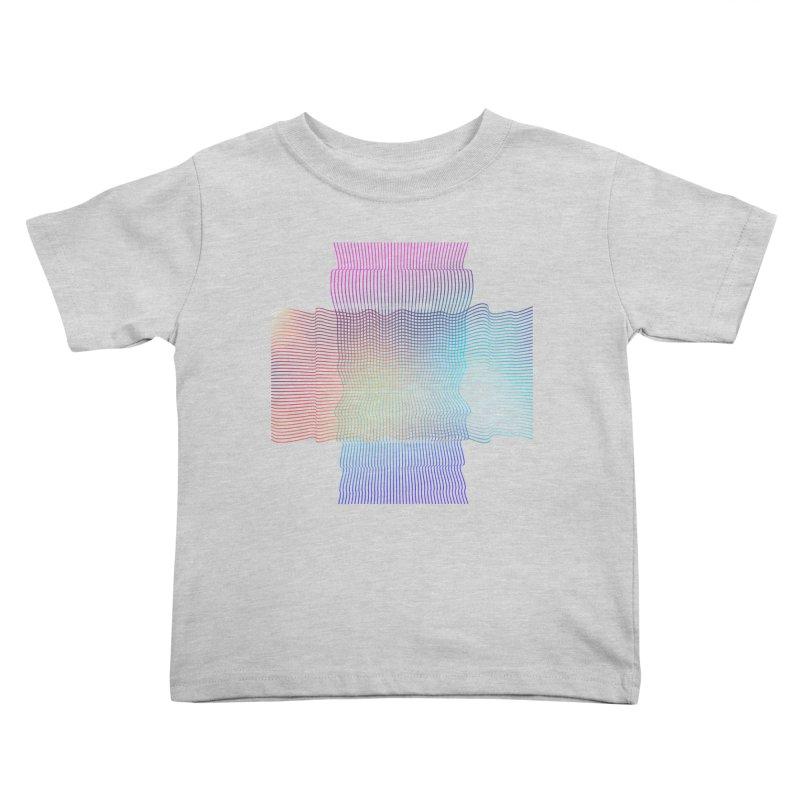 Sonic Neon Kids Toddler T-Shirt by zeroing 's Artist Shop
