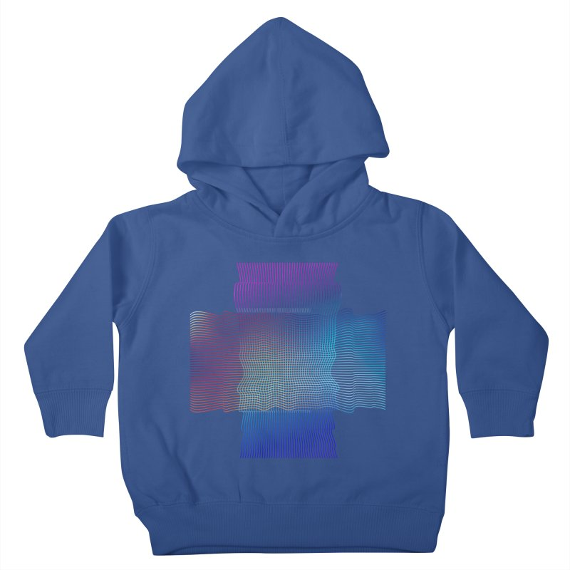 Sonic Neon Kids Toddler Pullover Hoody by zeroing 's Artist Shop