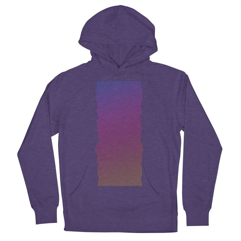 Sonic Neon 2 Women's French Terry Pullover Hoody by zeroing 's Artist Shop