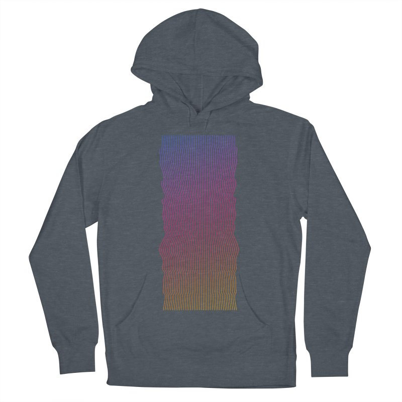Sonic Neon 2 Men's French Terry Pullover Hoody by zeroing 's Artist Shop