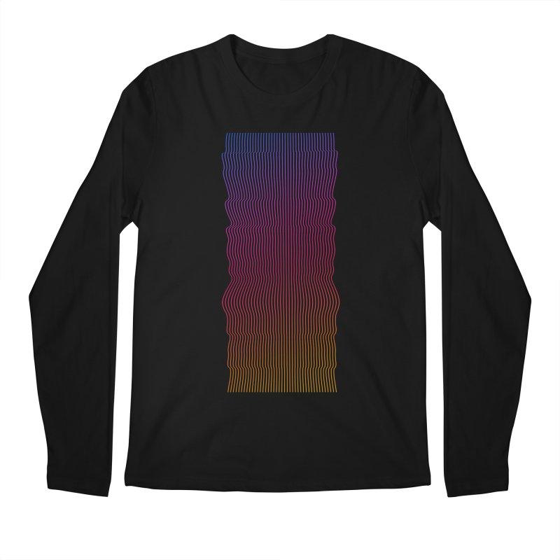 Sonic Neon 2 Men's Regular Longsleeve T-Shirt by zeroing 's Artist Shop