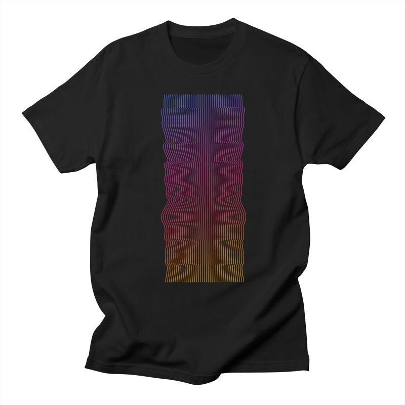 Sonic Neon 2 Women's Regular Unisex T-Shirt by zeroing 's Artist Shop