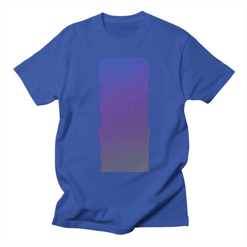 Sonic Neon 2 Men's Regular T-Shirt by zeroing 's Artist Shop