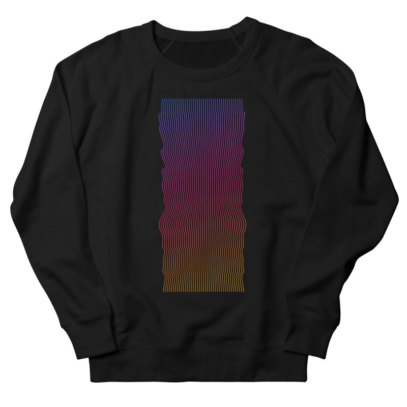 Sonic Neon 2 Women's French Terry Sweatshirt by zeroing 's Artist Shop