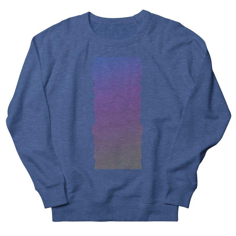 Sonic Neon 2 Men's French Terry Sweatshirt by zeroing 's Artist Shop