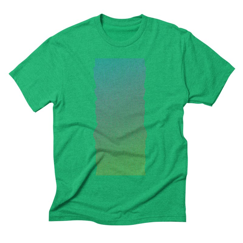 Sonic Neon 2 Men's Triblend T-Shirt by zeroing 's Artist Shop