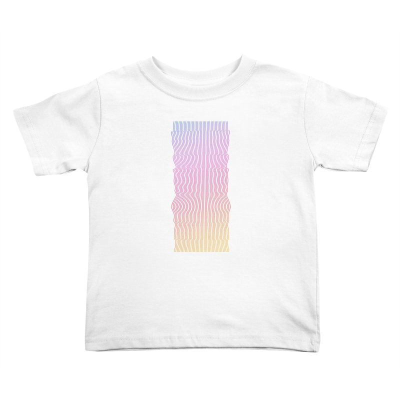Sonic Neon 2 Kids Toddler T-Shirt by zeroing 's Artist Shop