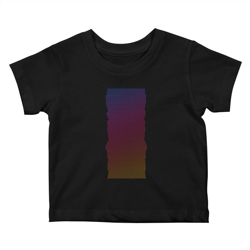 Sonic Neon 2 Kids Baby T-Shirt by zeroing 's Artist Shop