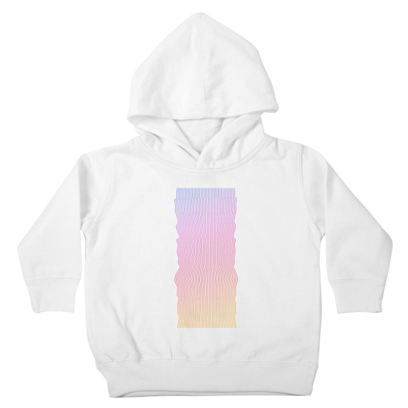 Sonic Neon 2 Kids Toddler Pullover Hoody by zeroing 's Artist Shop
