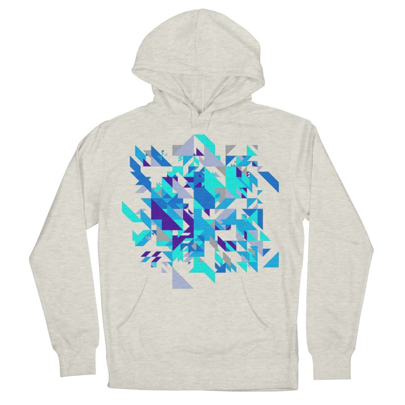 Coldest City Women's French Terry Pullover Hoody by zeroing 's Artist Shop