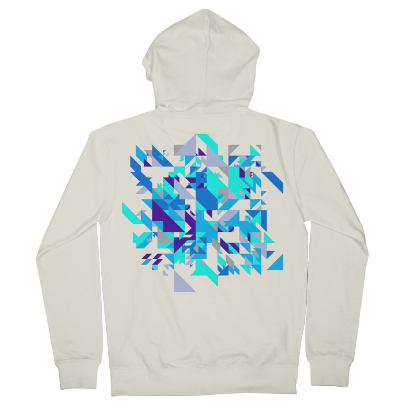 Coldest City Women's French Terry Zip-Up Hoody by zeroing 's Artist Shop