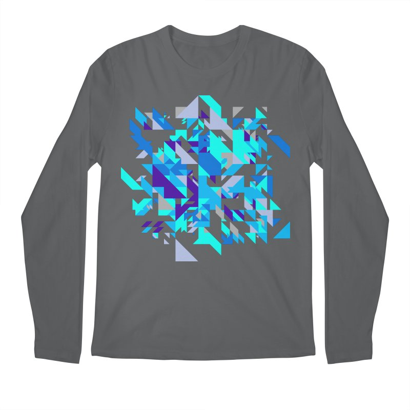 Coldest City Men's Regular Longsleeve T-Shirt by zeroing 's Artist Shop