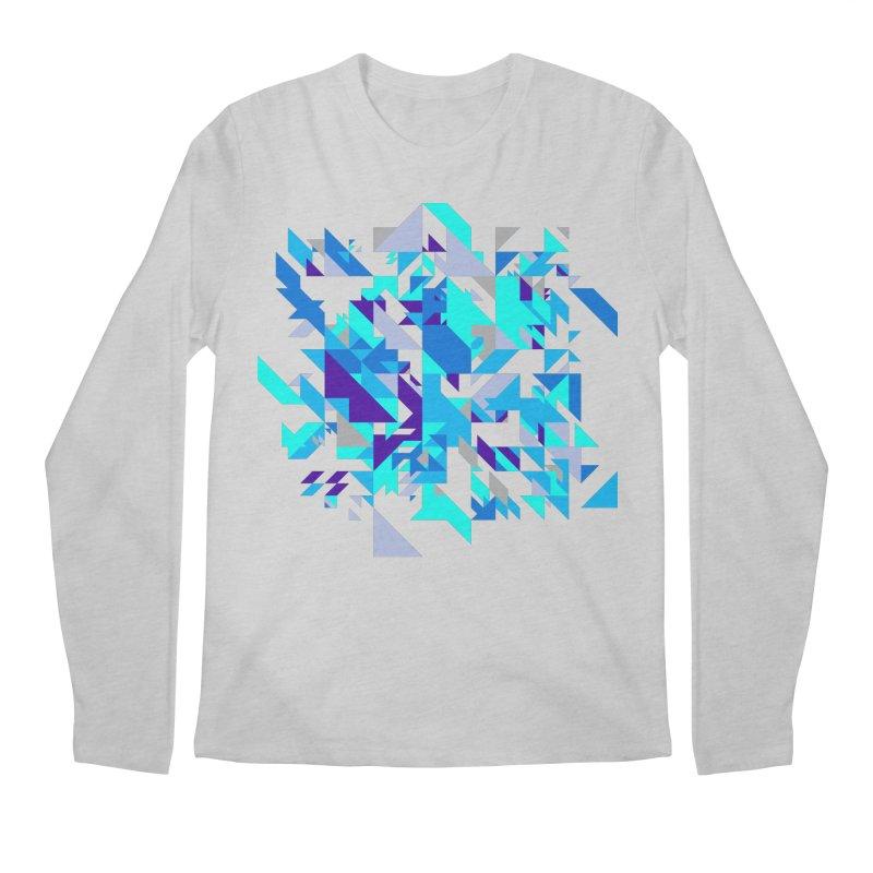 Coldest City Men's Regular Longsleeve T-Shirt by zeroing 's Artist Shop