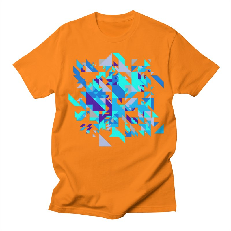 Coldest City Men's Regular T-Shirt by zeroing 's Artist Shop