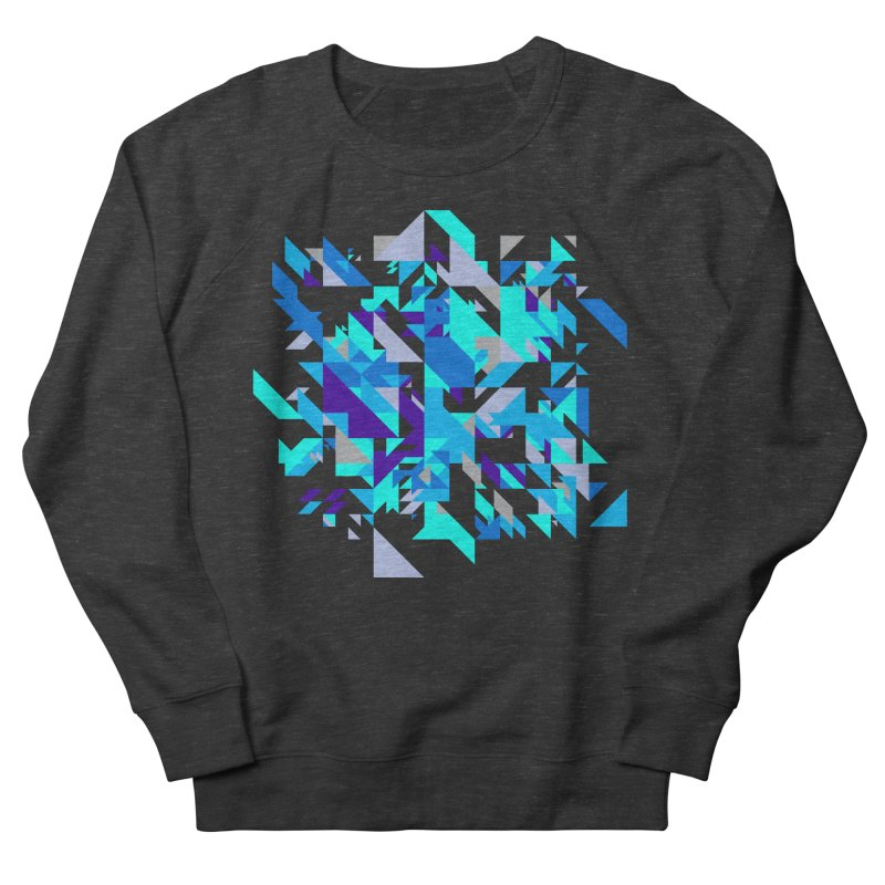 Coldest City Women's French Terry Sweatshirt by zeroing 's Artist Shop