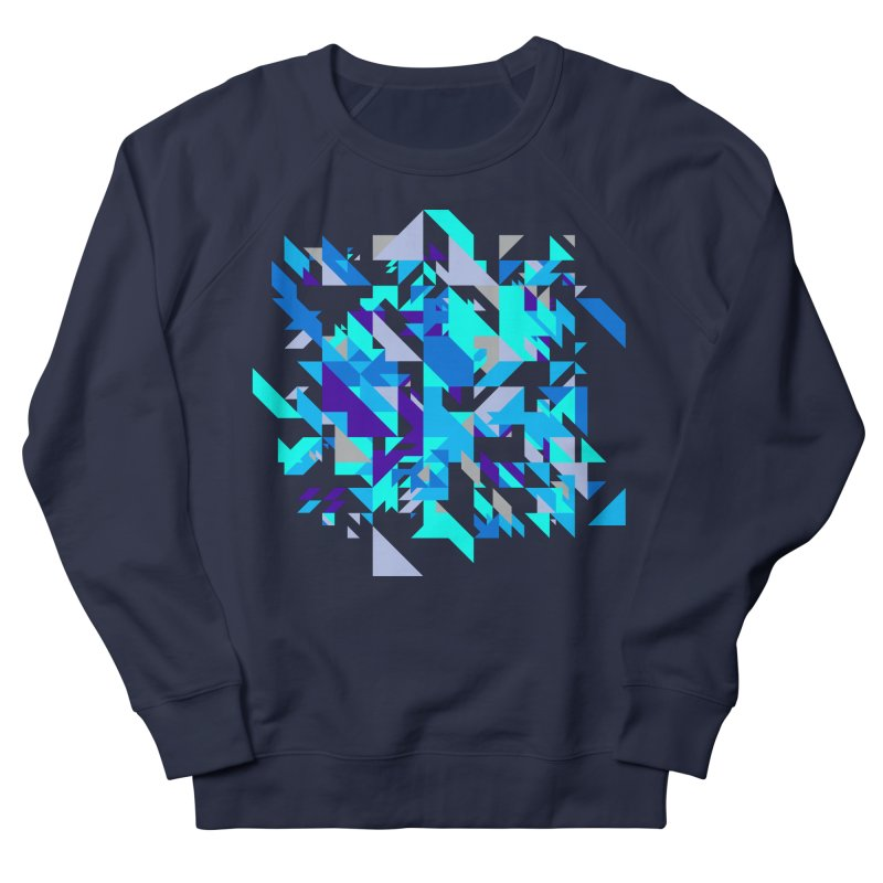 Coldest City Men's French Terry Sweatshirt by zeroing 's Artist Shop