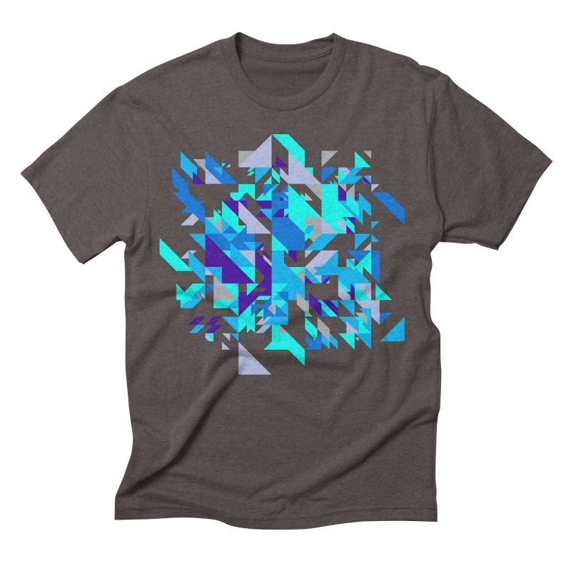 Coldest City Men's Triblend T-Shirt by zeroing 's Artist Shop