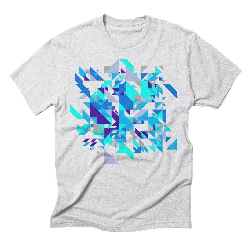 Coldest City Men's Triblend T-Shirt by zeroing 's Artist Shop