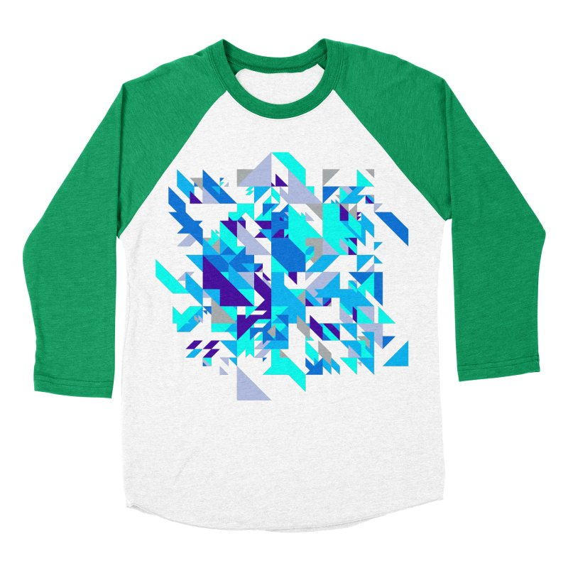 Coldest City Women's Baseball Triblend Longsleeve T-Shirt by zeroing 's Artist Shop