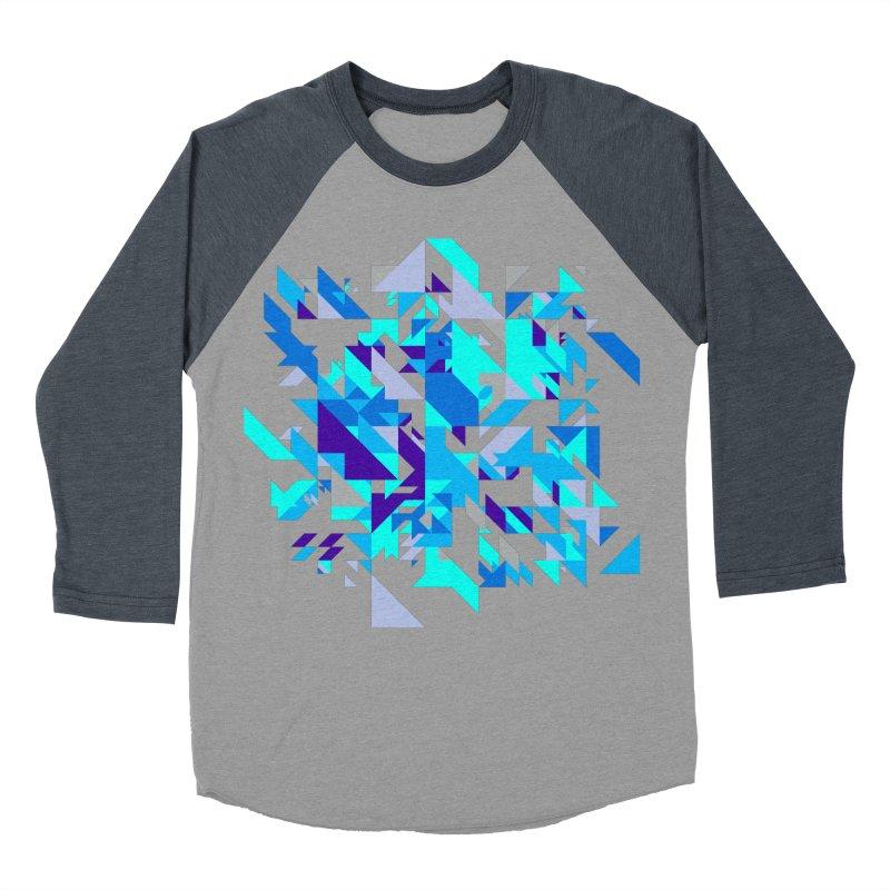 Coldest City Men's Baseball Triblend Longsleeve T-Shirt by zeroing 's Artist Shop