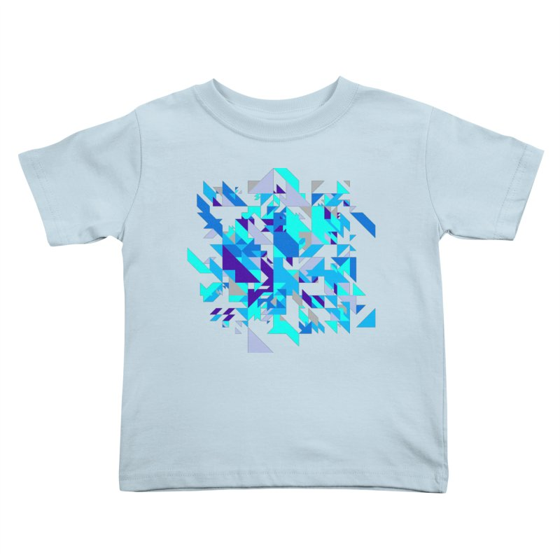 Coldest City Kids Toddler T-Shirt by zeroing 's Artist Shop