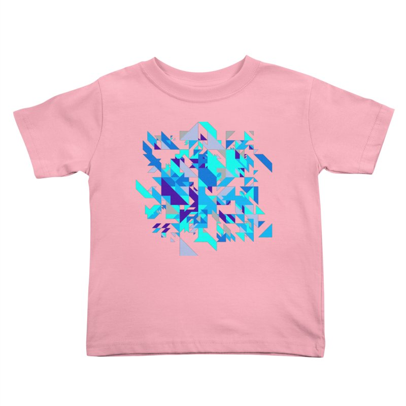 Coldest City Kids Toddler T-Shirt by zeroing 's Artist Shop
