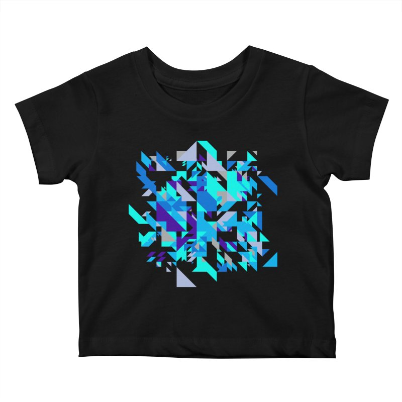 Coldest City Kids Baby T-Shirt by zeroing 's Artist Shop