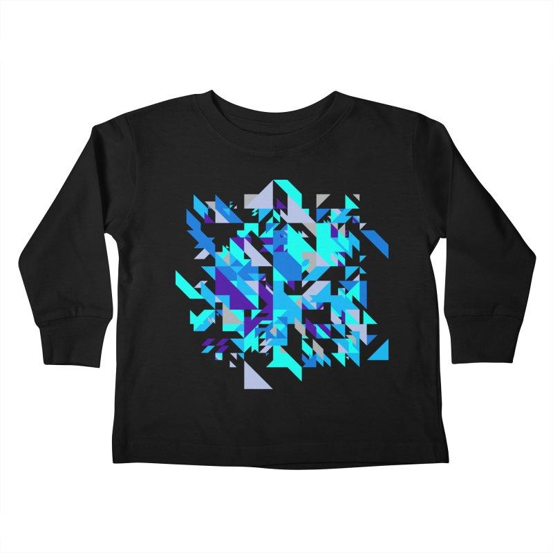 Coldest City Kids Toddler Longsleeve T-Shirt by zeroing 's Artist Shop