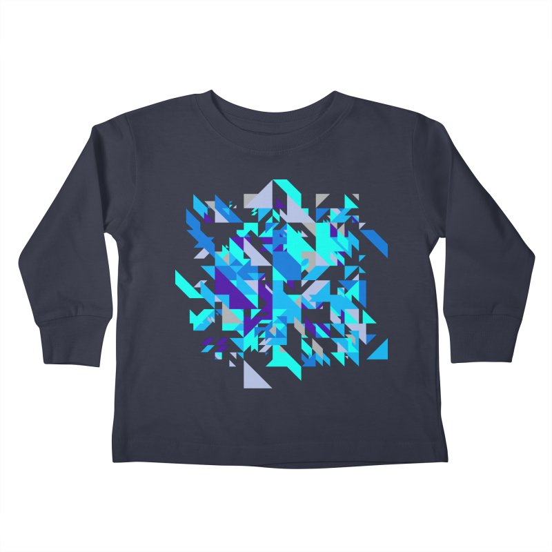 Coldest City Kids Toddler Longsleeve T-Shirt by zeroing 's Artist Shop