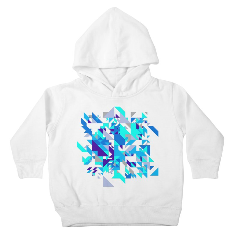 Coldest City Kids Toddler Pullover Hoody by zeroing 's Artist Shop
