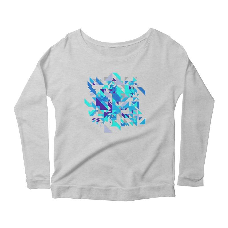 Coldest City Women's Scoop Neck Longsleeve T-Shirt by zeroing 's Artist Shop