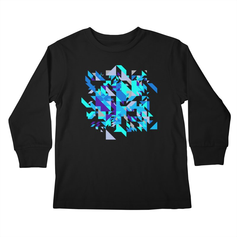 Coldest City Kids Longsleeve T-Shirt by zeroing 's Artist Shop