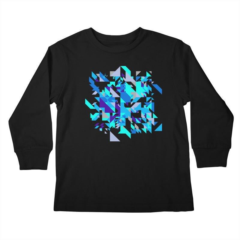 Coldest City Kids Longsleeve T-Shirt by zeroing 's Artist Shop