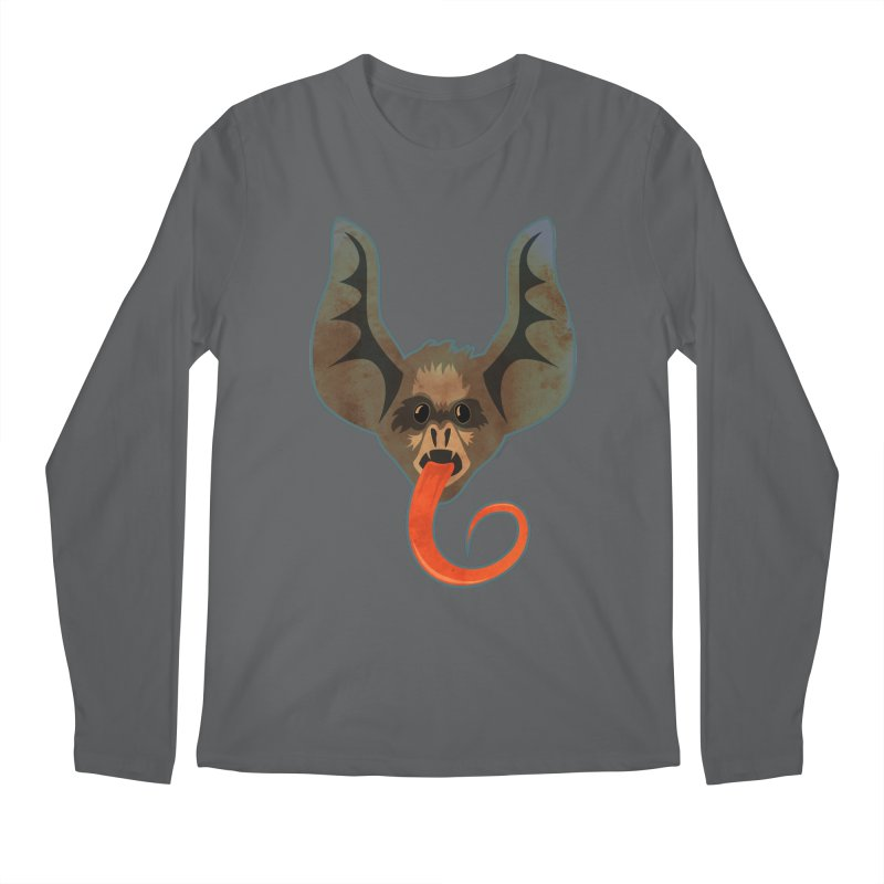 Bat Men's Longsleeve T-Shirt by Zerostreet's Artist Shop