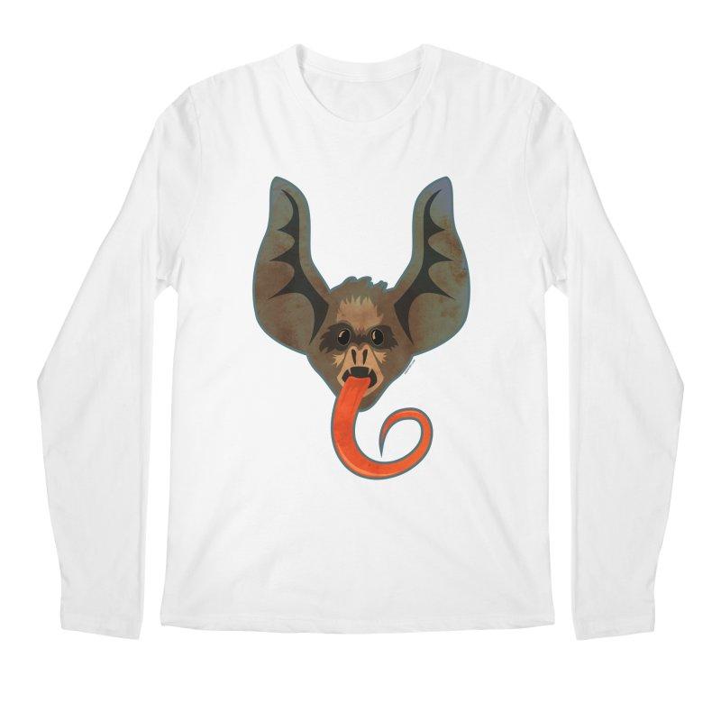 Bat Men's Longsleeve T-Shirt by Zerostreet's Artist Shop