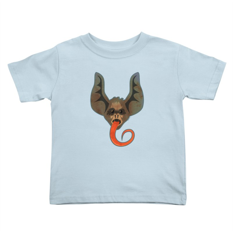 Bat Kids Toddler T-Shirt by Zerostreet's Artist Shop