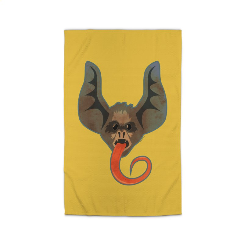 Bat Home Rug by Zerostreet's Artist Shop