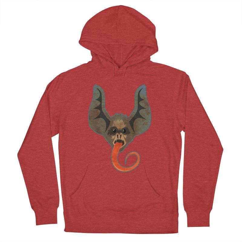 Bat Tongue Men's Pullover Hoody by Zerostreet's Artist Shop