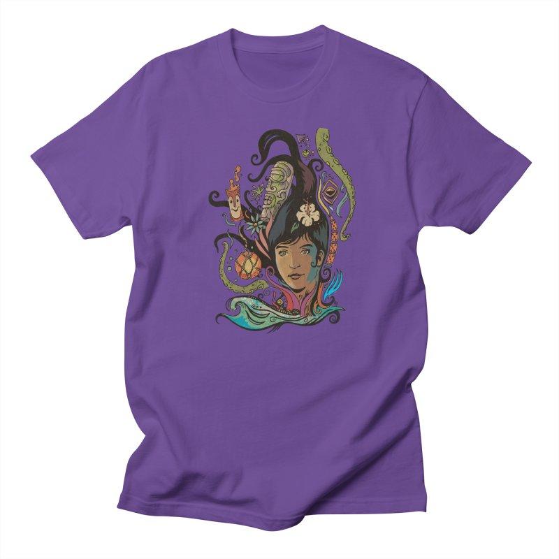 Wahine #4 Men's Regular T-Shirt by Zero Street's Artist Shop