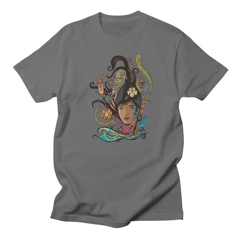 Wahine #4 Men's T-Shirt by Zerostreet's Artist Shop